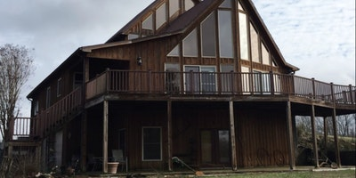 Exterior wood repainting - Residential painting by Nash Painting Nashville TN